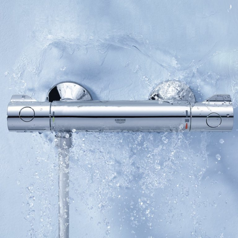 ▷ The Best Thermostatic Mixers. Ranking And Reviews