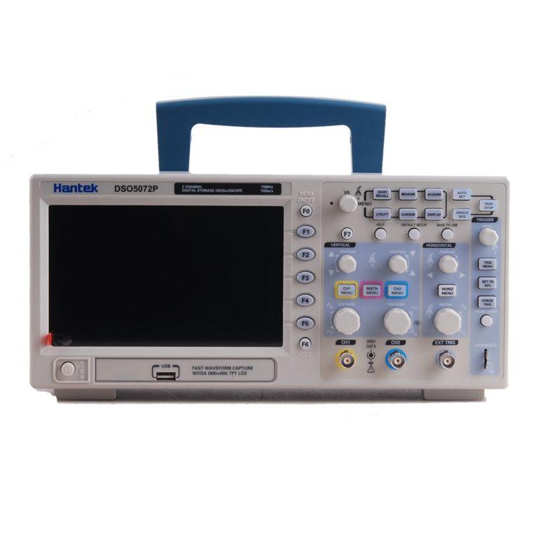Hantek DSO5072P Digital Oscilloscope