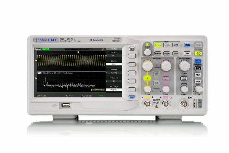 Siglent Technologies SDS1052DL Automotive Oscilloscope
